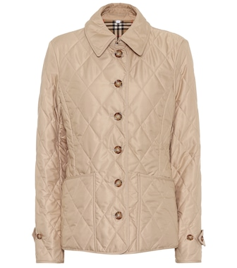 Burberry - Quilted jacket - mytheresa.com