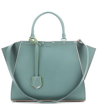 Fendi - 3Jours leather tote - mytheresa.com