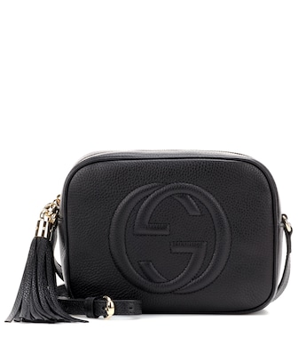 Gucci - Soho leather crossbody bag - mytheresa.com