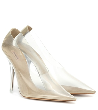 Yeezy - Transparent pumps (SEASON 8) - mytheresa.com
