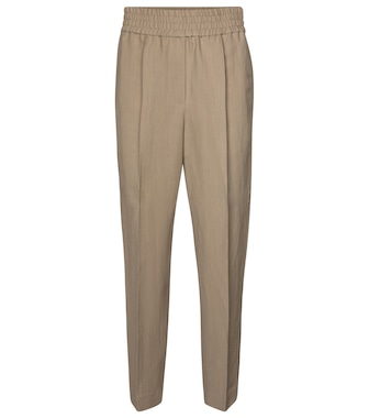 Brunello Cucinelli - Tapered pants - mytheresa.com