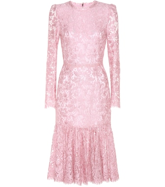 Dolce & Gabbana - Lace dress - mytheresa.com