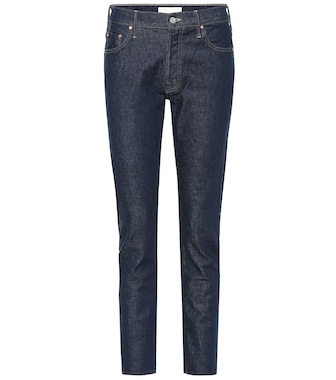 Mother - The Stinger Flood mid-rise jeans - mytheresa.com