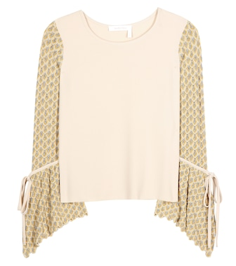 See By Chloé - Wide-sleeved top - mytheresa.com