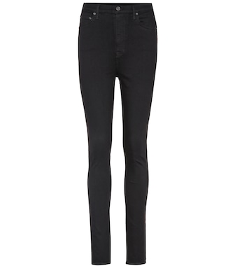 Grlfrnd - The Kendall high-rise skinny jeans - mytheresa.com