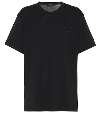 Acne Studios - Nash Face cotton T-shirt - mytheresa.com