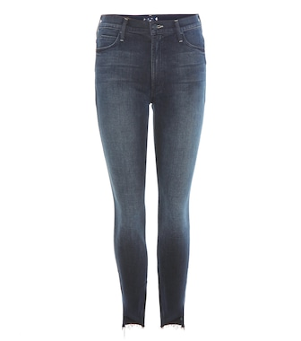 Mother - Stunner Zip Ankle Step Fray jeans - mytheresa.com