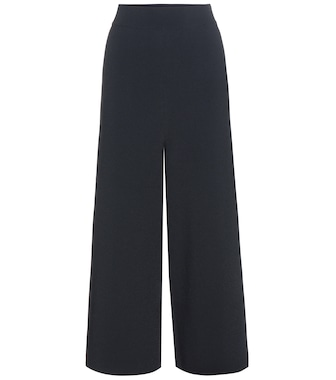 Stella McCartney - Pantalon ample en jersey - mytheresa.com