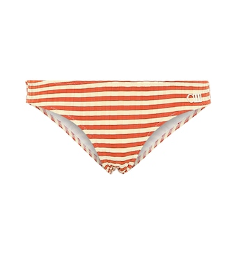 Solid & Striped - The Elle striped bikini bottoms - mytheresa.com