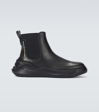 OAMC - Free Solo leather boots - mytheresa.com