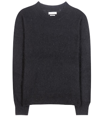 Isabel Marant, Étoile - Clifton mohair and wool-blend sweater - mytheresa.com