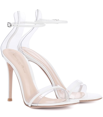 Gianvito Rossi - Exclusive to mytheresa.com – G-String patent leather sandals - mytheresa.com