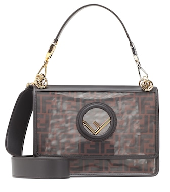 Fendi - Kan I F shoulder bag - mytheresa.com
