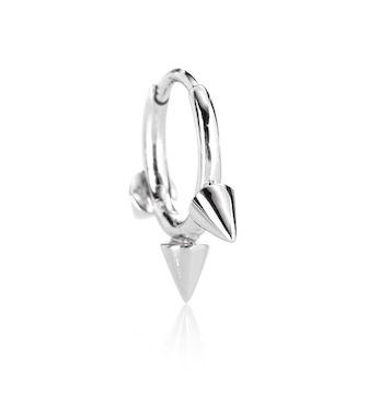 Maria Tash - 14kt white gold single earring - mytheresa.com