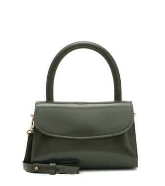 By Far - Tote Mini de piel - mytheresa.com
