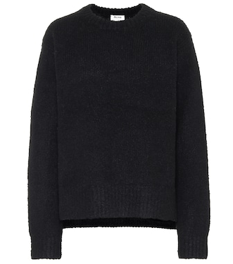 Acne Studios - Wool-blend sweater - mytheresa.com