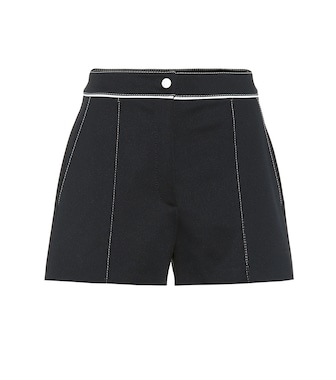 Valentino - High-rise shorts - mytheresa.com
