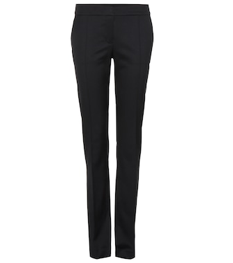 Stella McCartney - Anna wool straight-leg trousers - mytheresa.com