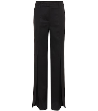 Dorothee Schumacher - Cool Ambition stretch-wool trousers - mytheresa.com