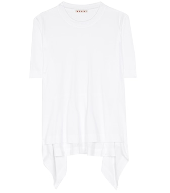 Marni - Cotton T-shirt - mytheresa.com