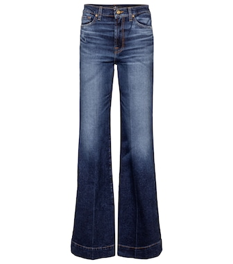 7 For All Mankind - Modern Dojo high-rise flared jeans - mytheresa.com