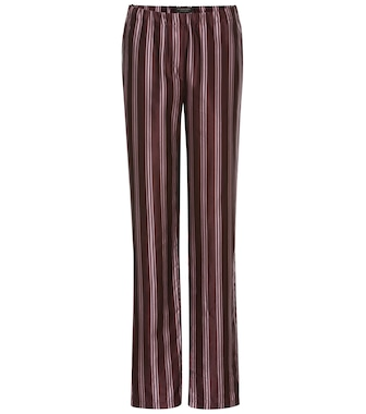 Burberry - Printed pyjama trousers - mytheresa.com