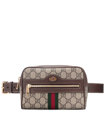 Gucci - Ophidia GG Supreme Small belt bag - mytheresa.com