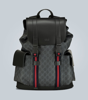 Gucci - GG backpack - mytheresa.com