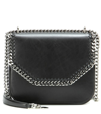 Stella McCartney - Falabella Box shoulder bag - mytheresa.com