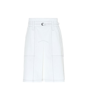 Bottega Veneta - Cotton skirt - mytheresa.com