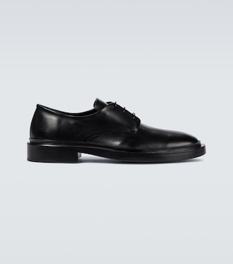 Jil Sander - Leather formal lace-ups - mytheresa.com