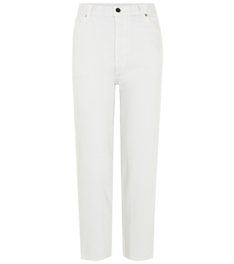 Vetements - x Levi's® high-rise jeans - mytheresa.com