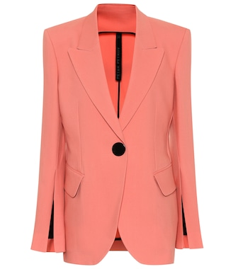 Petar Petrov - Jovan wool and silk blazer - mytheresa.com