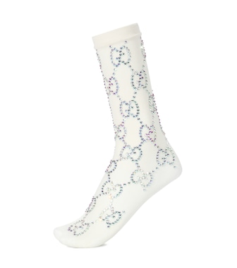 Gucci - Sequinned socks - mytheresa.com