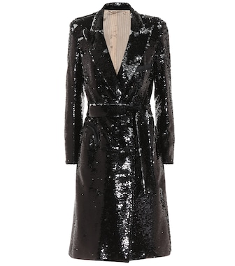 Blazé Milano - Kelpie sequined blazer dress - mytheresa.com