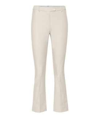 S Max Mara - Umanita cotton-blend twill pants - mytheresa.com