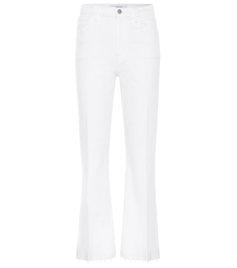 J Brand - Exclusive to Mytheresa – Julia high-rise flared jeans - mytheresa.com