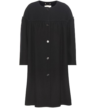 Chloé - Wool-blend coat - mytheresa.com