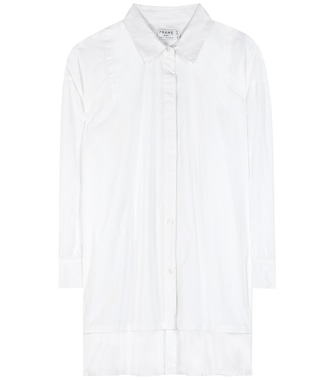 Frame - Cotton shirt - mytheresa.com