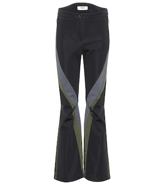 Fendi - Sax flared ski trousers - mytheresa.com