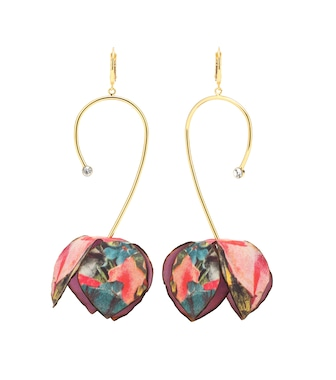 Marni - Floral earrings - mytheresa.com