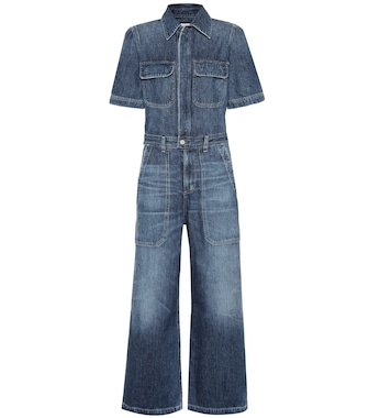 Citizens of Humanity - Miki denim jumpsuit - mytheresa.com