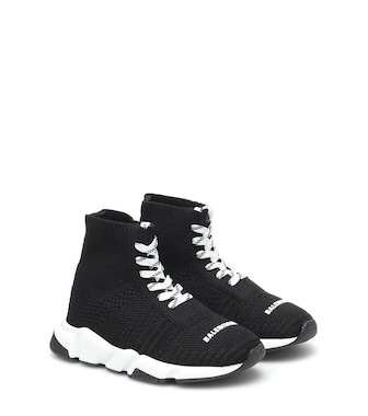 Balenciaga Kids - Speed lace-up sneakers - mytheresa.com