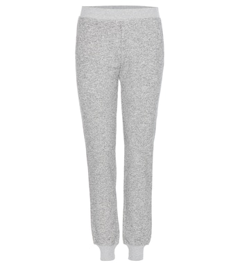 ATM Anthony Thomas Melillo - Cotton-blend track pants - mytheresa.com