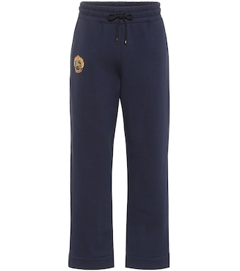 Burberry - Archive Logo jersey trackpants - mytheresa.com