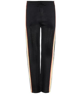 Isabel Marant, Étoile - Dobbs striped trousers - mytheresa.com