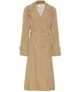 The Row - Trench-coat en coton mélangé Nueta - mytheresa.com