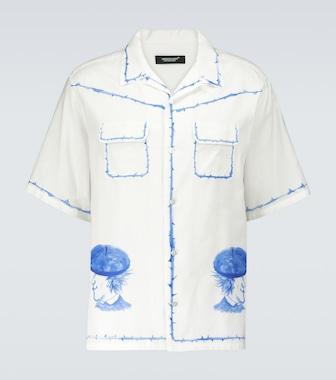 Undercover - Paint short-sleeved shirt - mytheresa.com