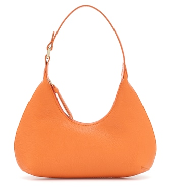 By Far - Exclusive to Mytheresa – Baby Amber leather shoulder bag - mytheresa.com