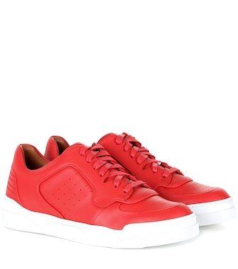 Givenchy - Tyson Low II leather sneakers - mytheresa.com